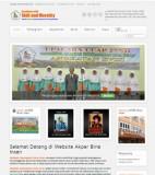 Paket Website Sekolah, Kampus, Organisasi