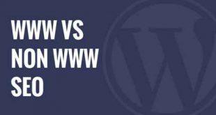 Perbedaan WWW dan non WWW untuk SEO